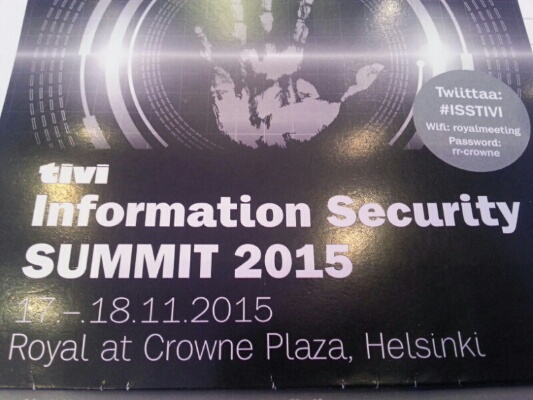 tivi information security summit 20151118 105156 single image